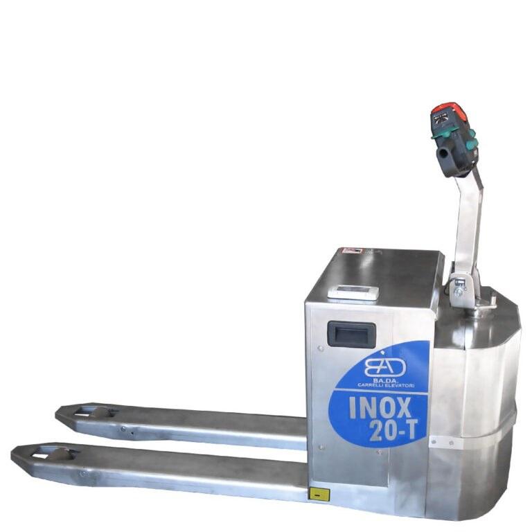 BADA 20-T Transpallet elettrico a basso sollevamento