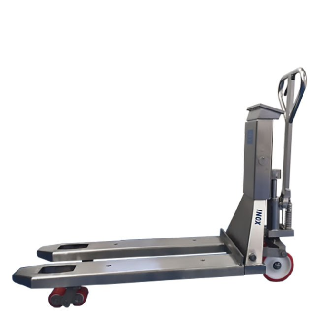 BADA TMB-20S/T Hand pallet truck with weighing system