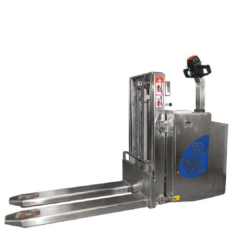 BADA 20-DS Transpalette-gerbeur électrique